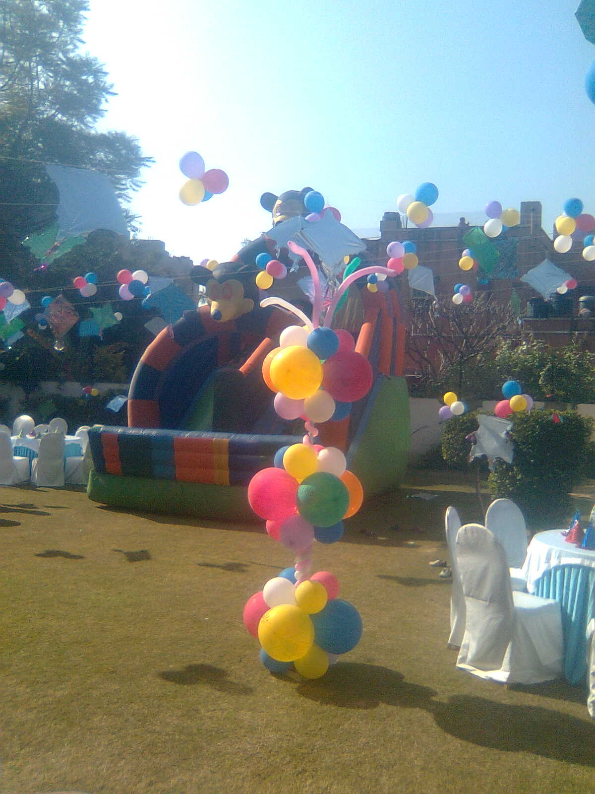 Birthday Balloon Decoration 91 9549999345